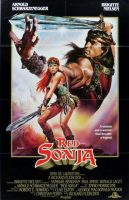 Red Sonja Movie Poster (1985)