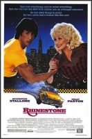 Rhinestone Movie Poster (1984)