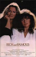 Rich and Famous Movie Poster (1981)