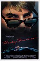 Risky Business Movie Poster (1983)