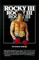 Rocky III Movie Poster (1982)