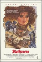 Sahara Movie Poster (1984)