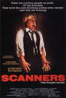 Scanners Movie Poster (1981)