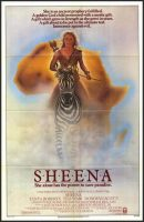 Sheena: Queen of the Jungle Movie Poster (1984)