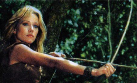 Sheena: Queen of the Jungle (1984) - Tanya Roberts