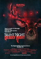 Silent Night, Deadly Night Movie Poster (1984)