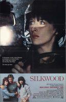 Silkwood Movie Poster (1983)