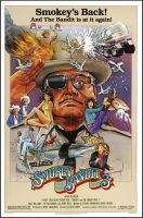 Smokey and the Bandit Part 3 Movie Poster (1983)