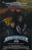 Spacehunter: Adventures in the Forbidden Zone Movie Poster (1983)