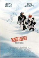Spies Like Us Movie Poster (1985)