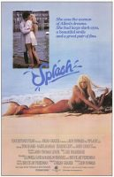 Splash Movie Poster (1984)