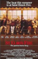 St. Elmo's Fire Movie Poster (1985)