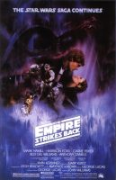 Star Wars: The Empire Strikes Back Movie Poster (1980)