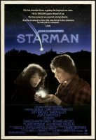 Starman Movie Poster (1984)