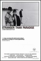 Stranger Than Paradise Movie Poster (1984)