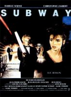 Subway Movie Poster (1985)