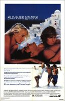 Summer Lovers Movie Poster (1982)