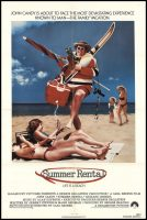 Summer Rental Movie Poster (1985)