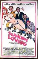 Sunday Lovers Movie Poster (1980)
