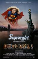 Supergirl Movie Poster (1984)