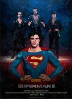 Superman II Movie Poster (1980)