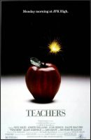 Teachers Movie Poster (1984)