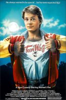 Teen Wolf Movie Poster (1985)