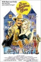 The Best Little Whorehouse in Texas Movie Poster (1982)