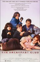 The Breakfast Club Movie Poster (1985)