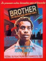 The Brother from Another Planet Movie Poster (1984)