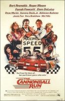 The Cannonball Run Movie Poster (1981)