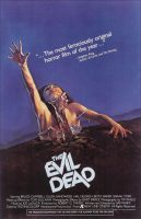 The Evil Dead Movie Poster (1981)