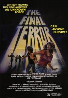 The Final Terror Movie Poster (1983)