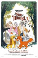 The Fox and the Hound Movie Poster (1981)