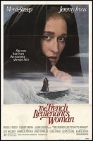 The French Lieutenant's Woman Movie Poster (1981)