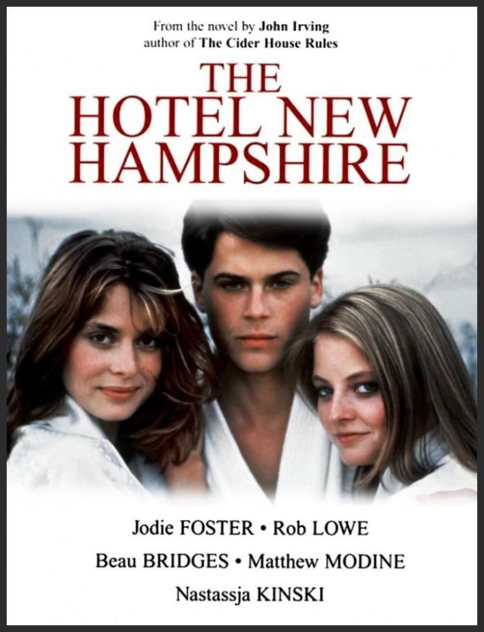 Hotel New Hampshire Film