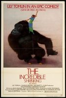 The Incredible Shrinking Woman Movie Poster (1981)