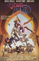 The Jewel of the Nile Movie Poster (1985)