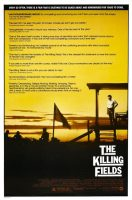 The Killing Fields Movie Poster (1984)