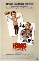 The King of Comedy Movie Poster (1983)
