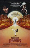 The Last Dragon Movie Poster (1985)