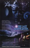 The Last Starfighter Movie Poster (1984)