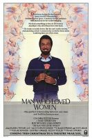 The Man Who Loved Women Movie Poster (1983)