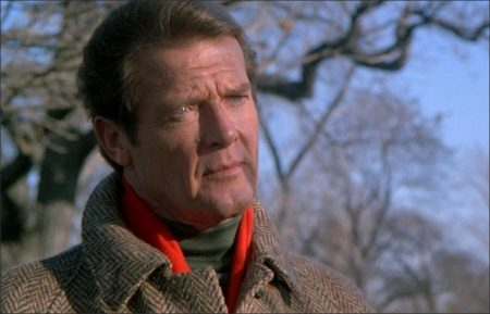 The Naked Face (1984) - Roger Moore