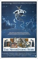 The NeverEnding Story Movie Poster (1984)