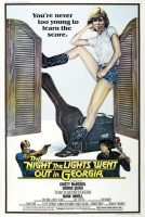 The Night the Lights Went Out in Georgia Movie Poster (1981)
