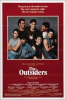 The Outsiders Movie Poster (1983)