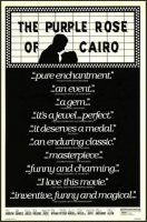 The Purple Rose of Cairo Movie Poster (1985)