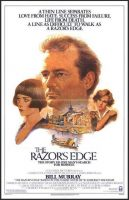 The Razor's Edge Movie Poster (1984)