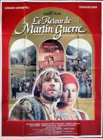 The Return of Martin Guerre Movie Poster (1982)